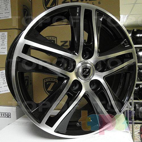 Колесные диски Zumbo 493