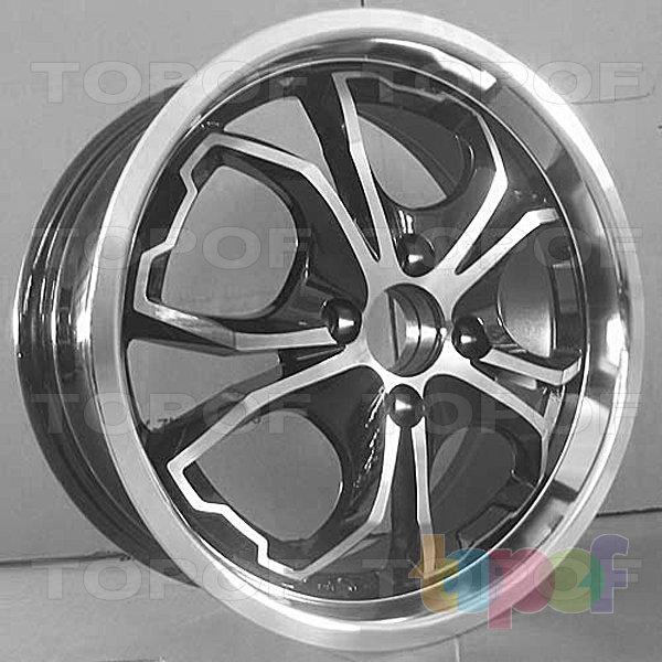 Колесные диски Zumbo 497. Изображение модели #1