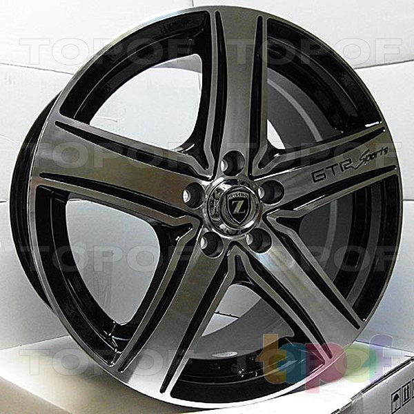 Колесные диски Zumbo 5002