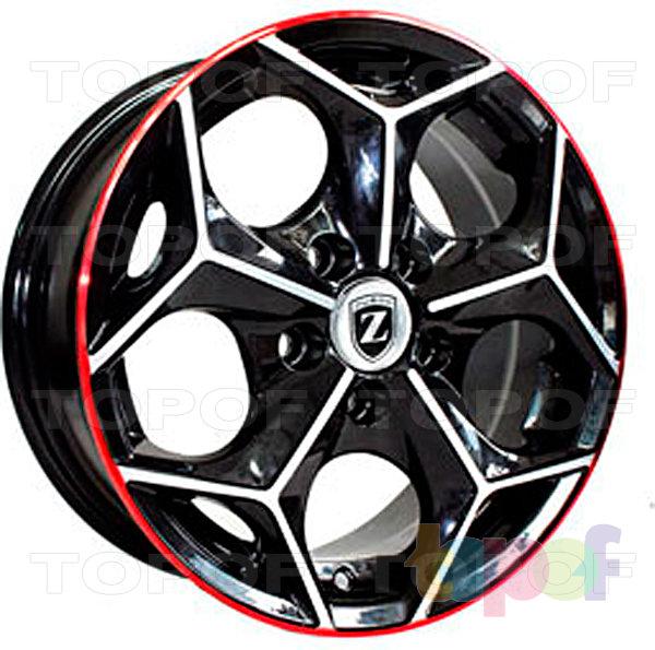 Колесные диски Zumbo F196. Изображение модели #1