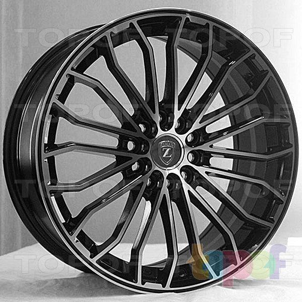 Колесные диски Zumbo z63. Изображение модели #1