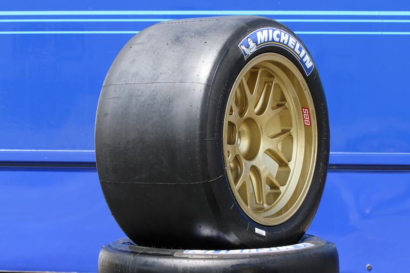 новинка от Michelin