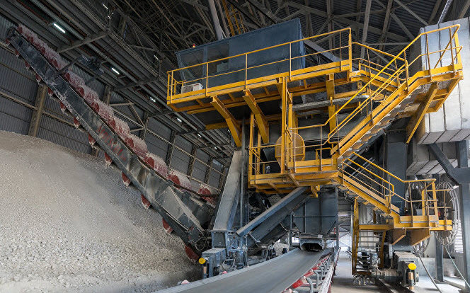 Bridgestone завершила строительство корпусов своего шинного завода в Ульяновске