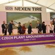 Компания Nexen Tire начала строительство шинного завода в Чехии