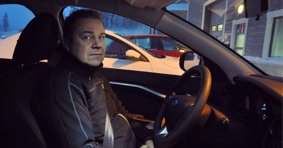 Nokian закупила несколько седанов Lada Vesta для шинных тестов