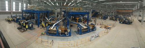 Camso открыла шинный завод во Вьетнаме