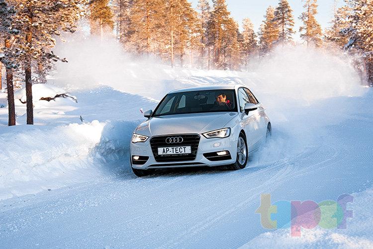 Тест зимних шин 205/55R16 (Авторевю)