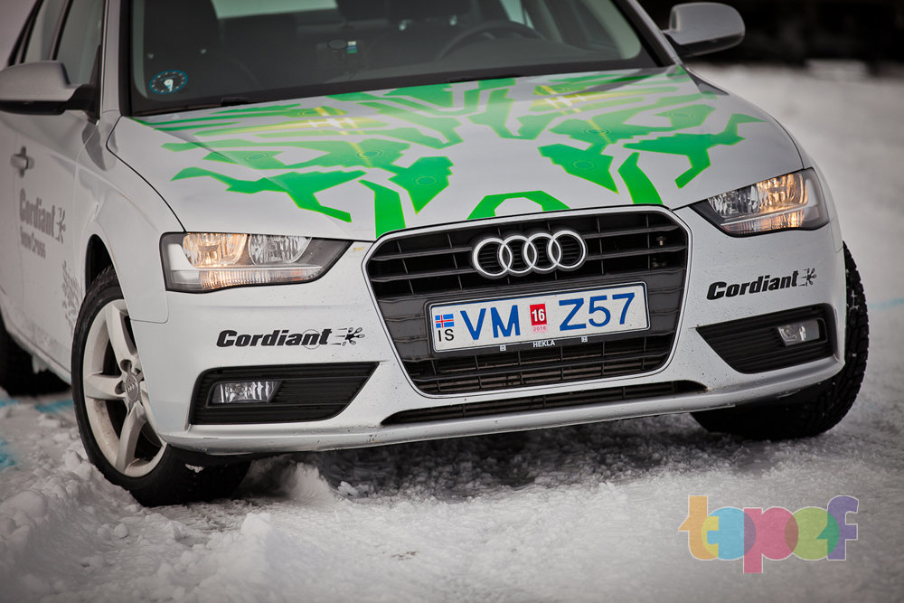 Тест зимних шипованных шин Cordiant Snow Cross (Topof.ru)