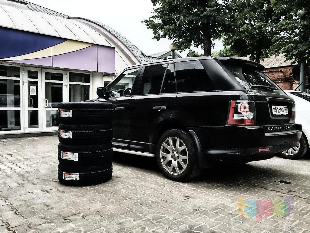 Hankook Ventus S1 EVO2 SUV - амбиции лидера