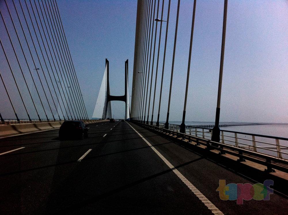 Тест драйв летних шин Continental в Португалии