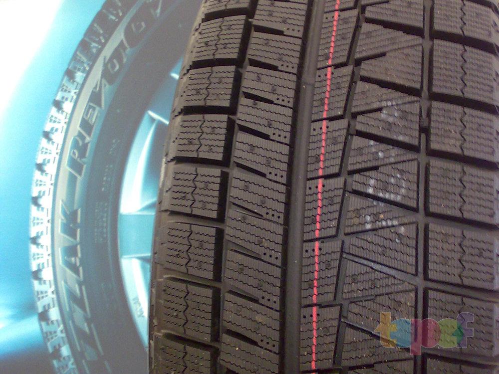 Тест-драйв зимних шин Bridgestone Blizzak Revo GZ. Новинка сезона