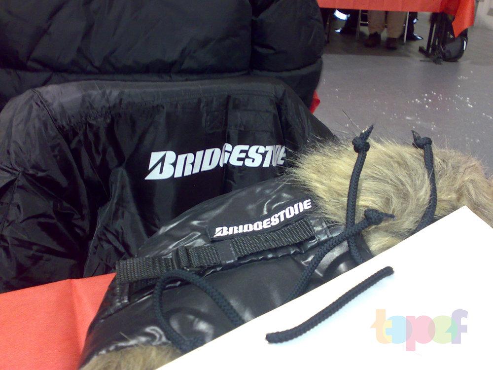 Тест-драйв зимних шин Bridgestone Blizzak Revo GZ. Подарки