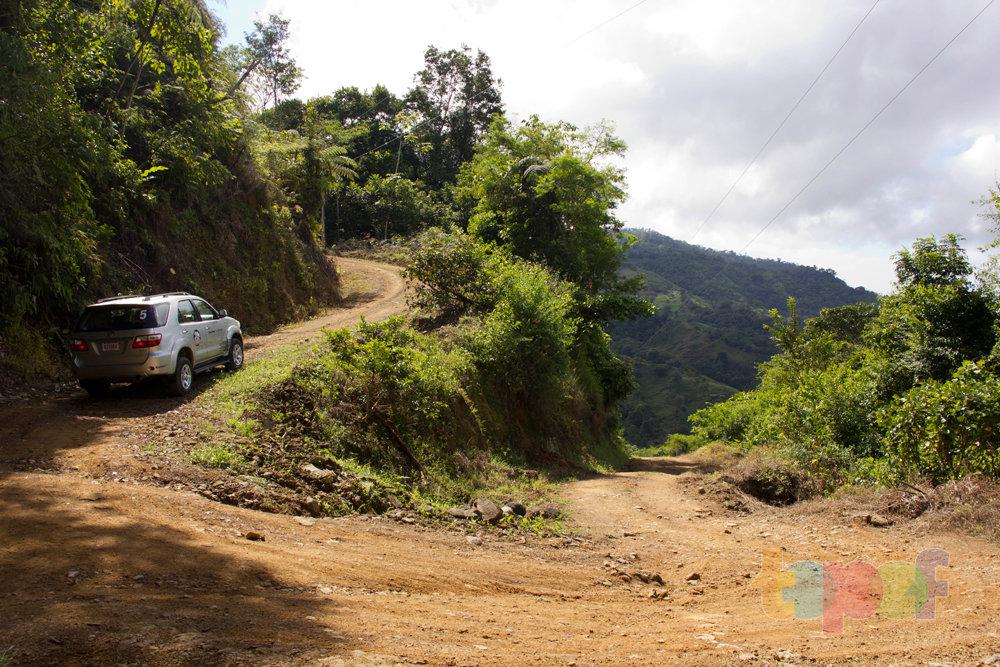 Тест драйв шин Кордиант All Terrain в Коста-Рике. Извилистая трасса