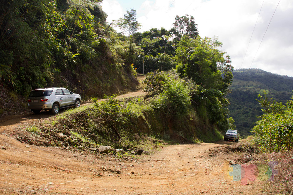 Тест драйв шин Кордиант All Terrain в Коста-Рике. Покорение вершин