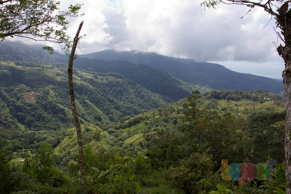 Тест драйв шин Кордиант All Terrain в Коста-Рике. Вид с птичьего полета