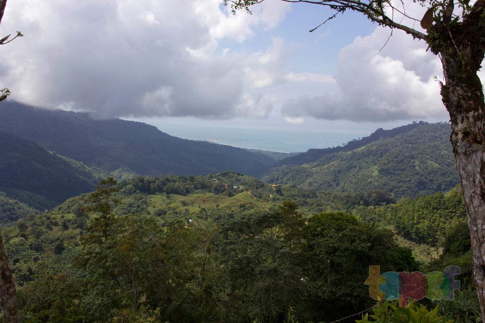 Тест драйв шин Кордиант All Terrain в Коста-Рике. Со склона вдаль