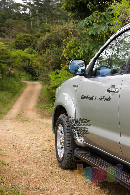 Тест драйв шин Кордиант All Terrain в Коста-Рике. Готовы к приключениям