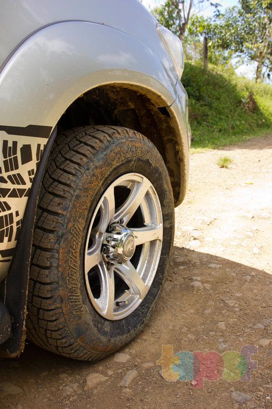 Тест драйв шин Кордиант All Terrain в Коста-Рике. Можно двигаться дальше