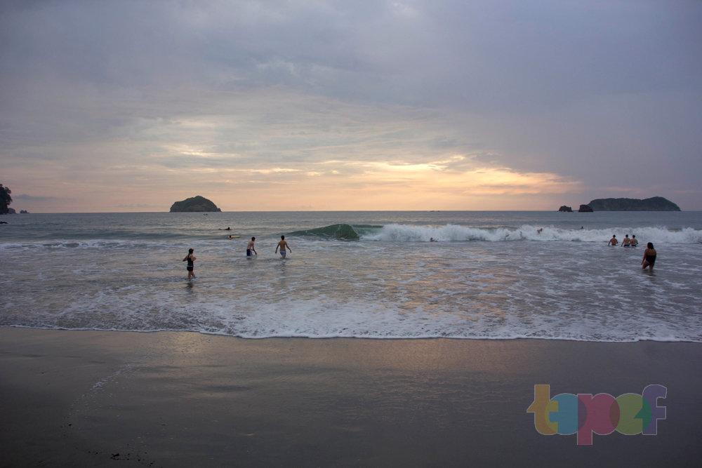 Тест драйв шин Кордиант All Terrain в Коста-Рике. Океан