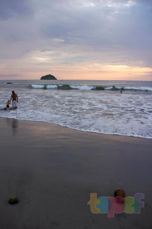 Тест драйв шин Кордиант All Terrain в Коста-Рике. Чистый песок