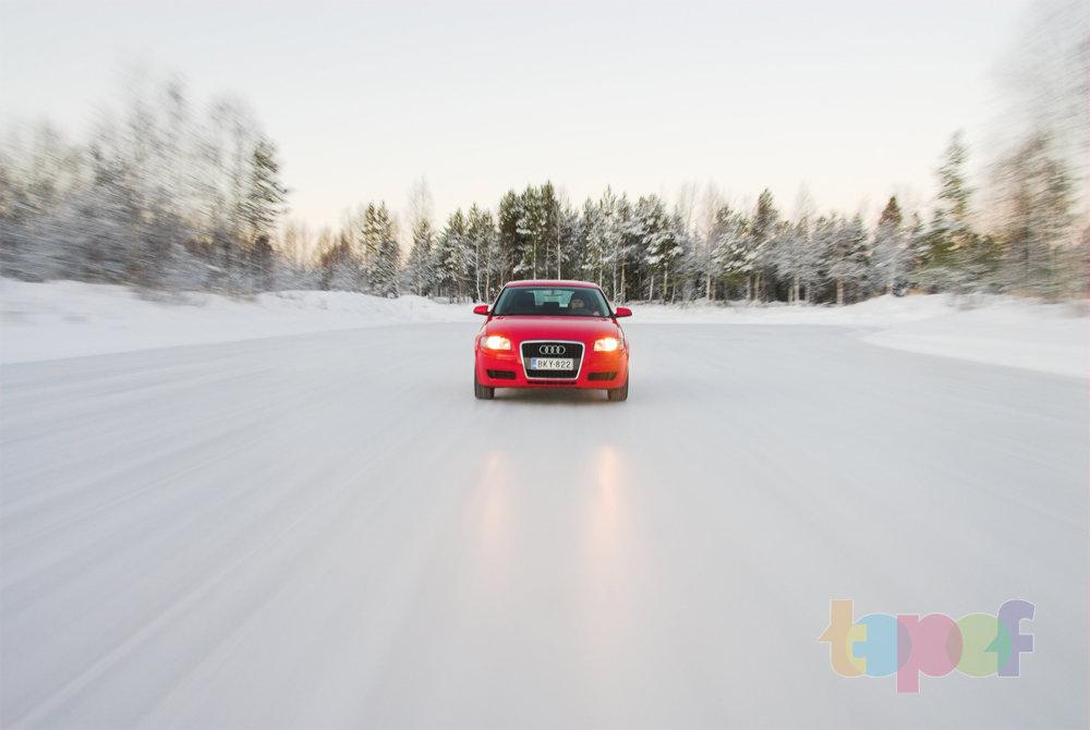Тест зимних шин 205/55R16 (Test World)