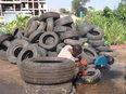 Большая часть аварий на дорогах Нигерии происходит из-за шин, считают эксперты