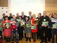 Губернатор Ленинградской области и Nokian Tyres вручили комплекты шин многодетным семьям