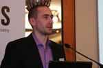 Генеральный директор компании TOPOF.ru Польский Илья Олегович на конференции Creon «Каучуки, шины и РТИ 2011»