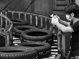 На приморском рынке автомобильных шин наблюдается китайская экспансия