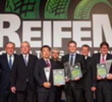 Награды 'Innovation Awards' в Эссене получили Yokohama, Borbet, CEMB и Counterac