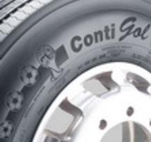 Компания Continental  разработала специальные шины ContiGol Urbano, выпущенные к