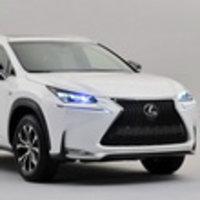 Для новинки Lexus NX выбраны шины Yokohama BluEarth и Geolandar