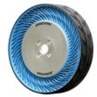 Bridgestone представляет на ММАС шины Airless Concept второго поколения