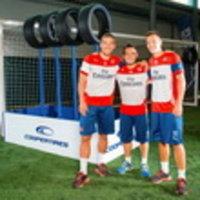 Cooper выпускает новый видеоролик с участием игроков ФК Арсенал