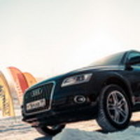 Школа Audi Quattro Camp выбирает шины Bridgestone