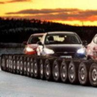 Норвежская автомобильная ассоциация NAF провела тесты зимних шин