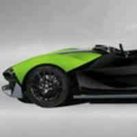 Уникальный спортивный автомобиль Zenos E10 S укомплектован шинами Avon ZZR