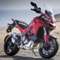 Pirelli будет поставлять шины Scorpion Trail II для Ducati Multistrada