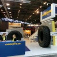 Компания Goodyear представила новые шины для портовой техники на выставке INTERM