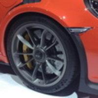 Для Porsche 911 GT3 RS выбраны шины Michelin Pilot Sport Cup 2