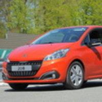 Шины Michelin помогли Peugeot 208 установить рекорд топливной экономичности