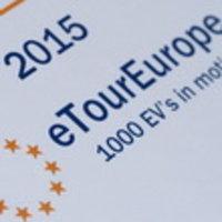 Шины Ecopia EP500 приняли участие в гонке электромобилей eTourEurope