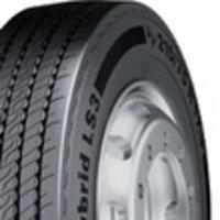 Continental отзывает 12 тысяч грузовых шин из-за проблемы с давлением