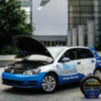 Goodyear и  Volkswagen установили новый рекорд расхода топлива