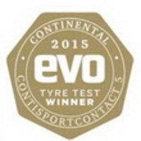 Шины Continental одержали еще одну победу в летних тестах