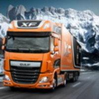 Зимние грузовые шины Goodyear Ultra Grip Max выбраны в качестве комплектации гру