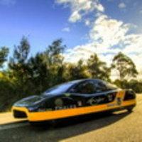 Bridgestone поставляет шины для самого быстрого в мире спорткара на солнечных ба