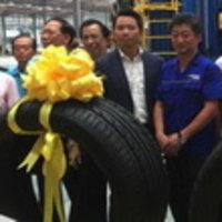 Первые шины Landsail выпущены на новом заводе в Таиланде