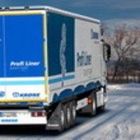 Зимние шины Goodyear выбраны для комплектации прицепов Krone