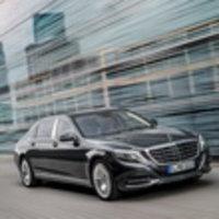 Goodyear поставляет шины для Mercedes-Maybach S-Class